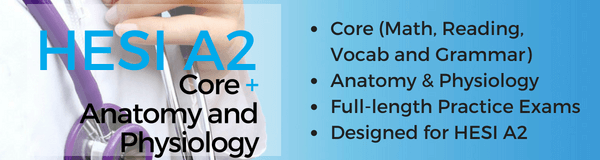 HESI A2 Core + Anatomy/Physiology Bundle